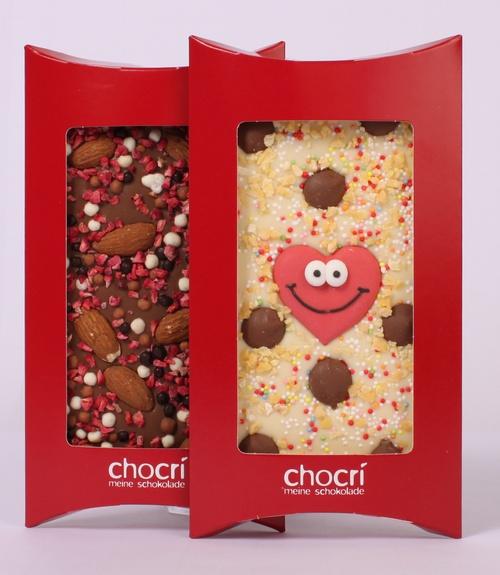 Schokoladen des Monats August