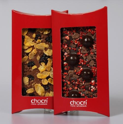 individuelle Schokolade November
