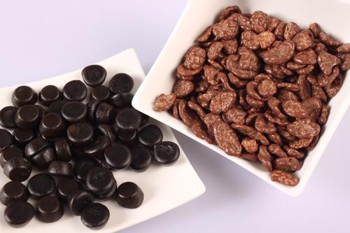 individuelle Schokolade mit Lakritz_Cornflakes