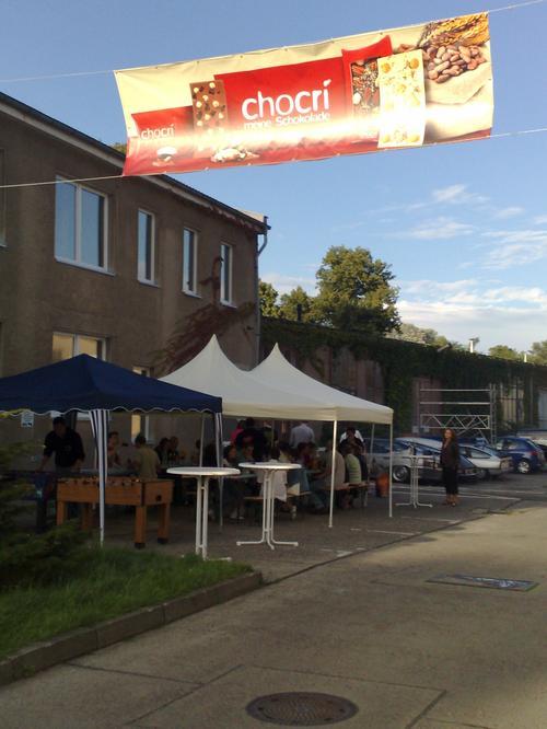 Sommerfest chocri Banner