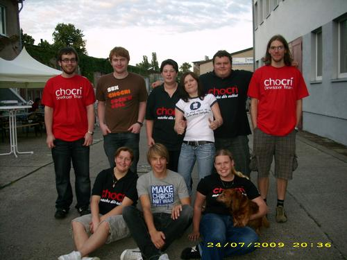 chocri Team