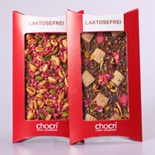 laktosefreie Schokolade bei chocri