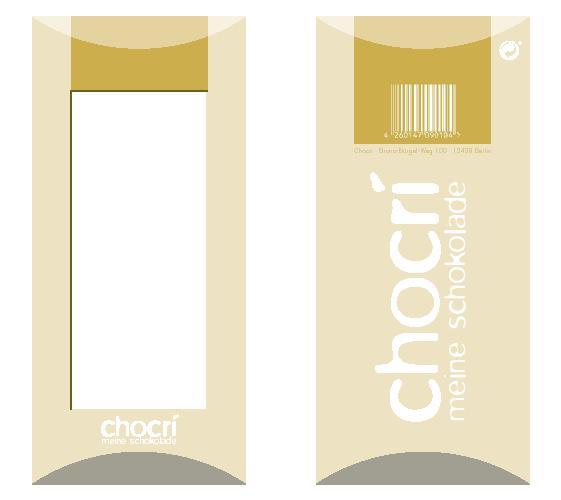 Chocri Verpackung 4