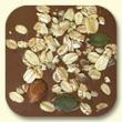 MyMuesli Rockin Nuts auf Vollmilch Schokolade