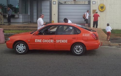 chocri Taxi