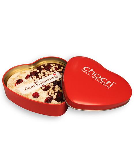 Herzschokolade - Bessere Hälfte