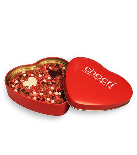 Herzschokolade - Teil von Dir