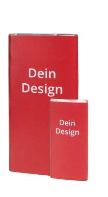 Schokoladentafel Vollmilch mit individueller Banderole