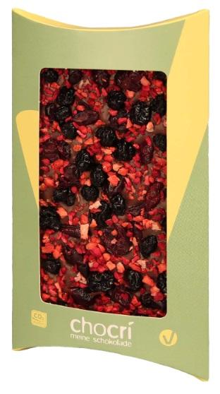 Vegloade mit Beeren