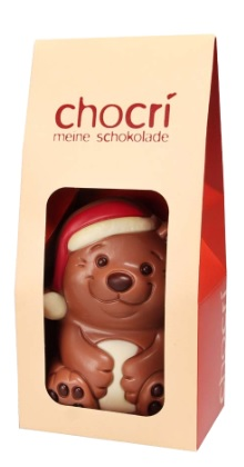 Weihnachtsbär Benny
