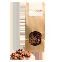 Schokoflakes in Vollmilchschokolade