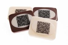Minitäfelchen mit QR-Code