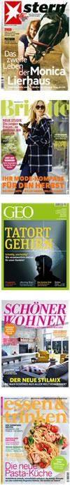 Gruner + Jahr Titel