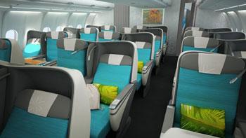 Air Tahiti Nui Cabin