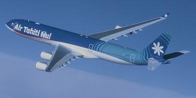 Air Tahiti Nui Aircraft