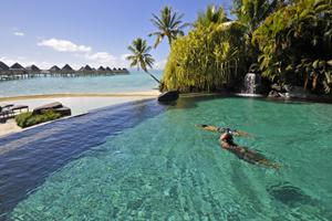 Intercontinental Hotel Bora Bora