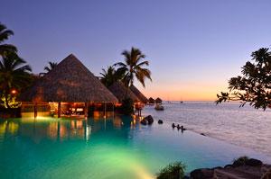 Intercontinental Hotel Tahiti