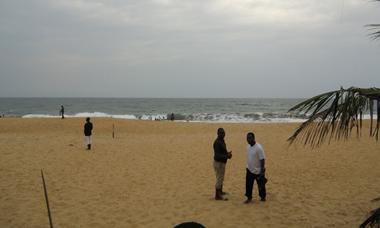 Meer in Afrika