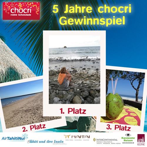 Die Tahiti Gewinner Fotos
