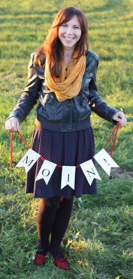 Katja vom Blog Mädchen mit Herz