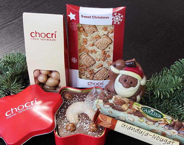 Süße Weihnachten im Schokoladen Abo Dezember 2015