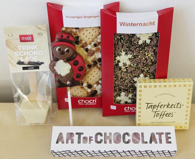 Genussvolles neues Jahr im Schokoladen Abo Januar 2016