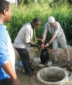 chocri Brunnenprojekt